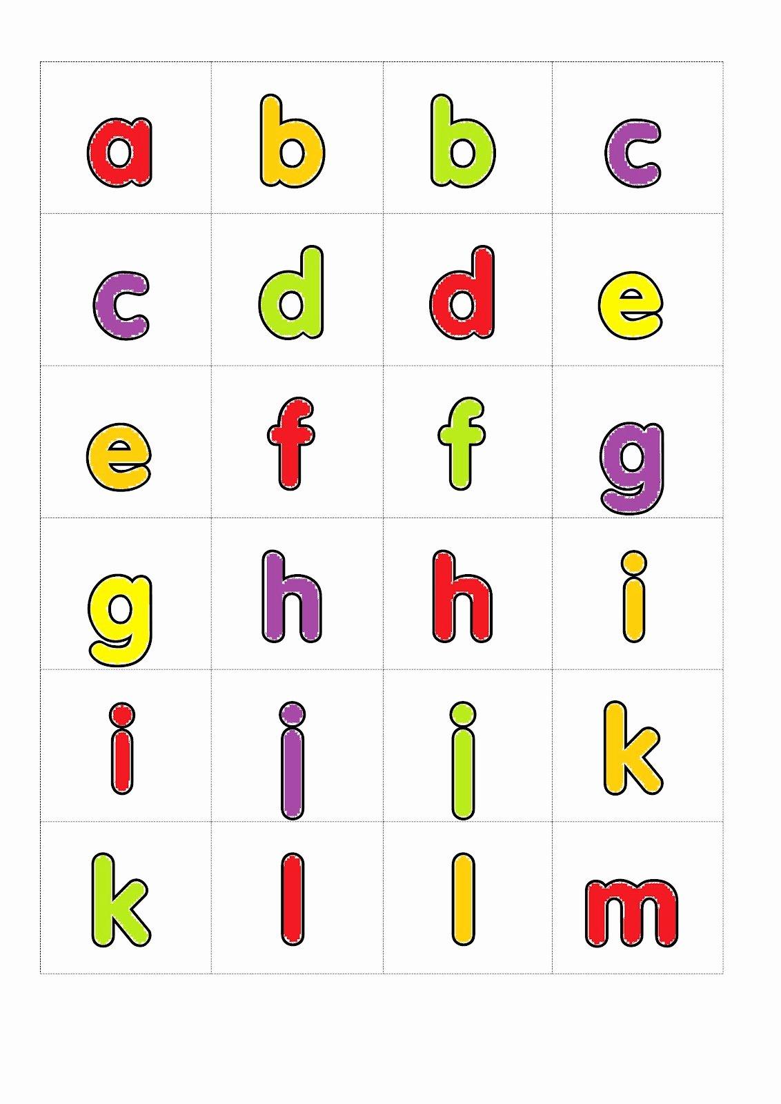 Letter A Printable Unique I Teacher Printable Alphabet Games Memory Letter Tiles