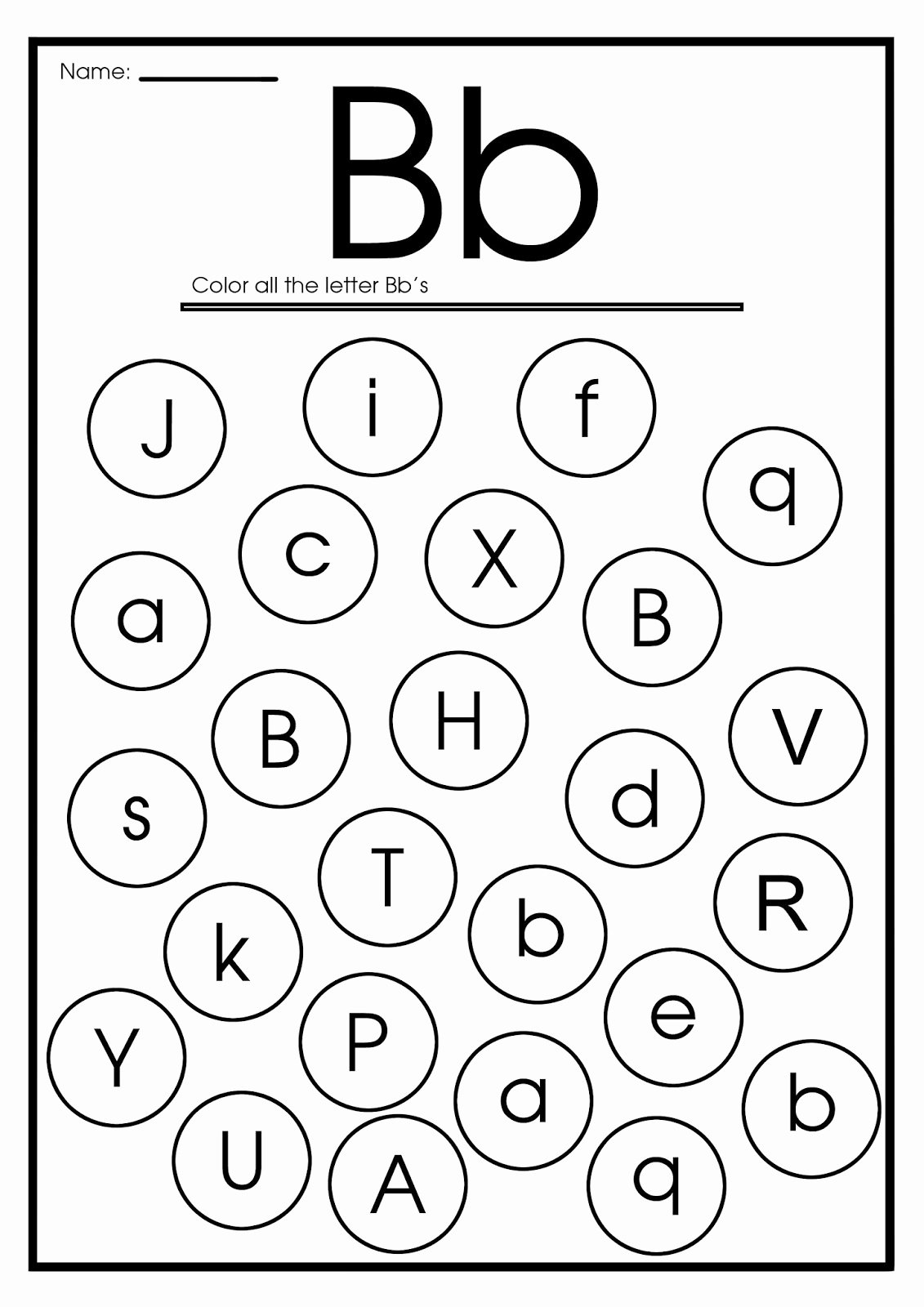 Letter B Printable Lovely Letter B Worksheets Flash Cards Coloring Pages