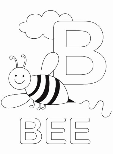 Letter B Printable Lovely top 10 Free Printable Letter B Coloring Pages Line
