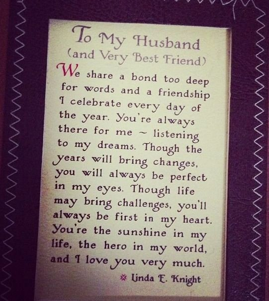 Letter to My Husband New I M One Lucky Woman to Have Such An Amazing Man In My Life