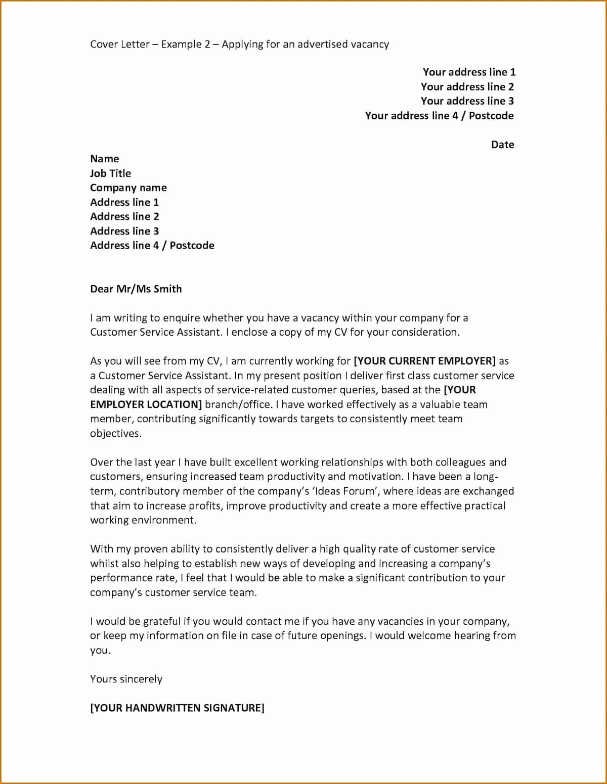 Letters Of Application Examples Best Of How to Write An Application Letter for Employment In Ghana