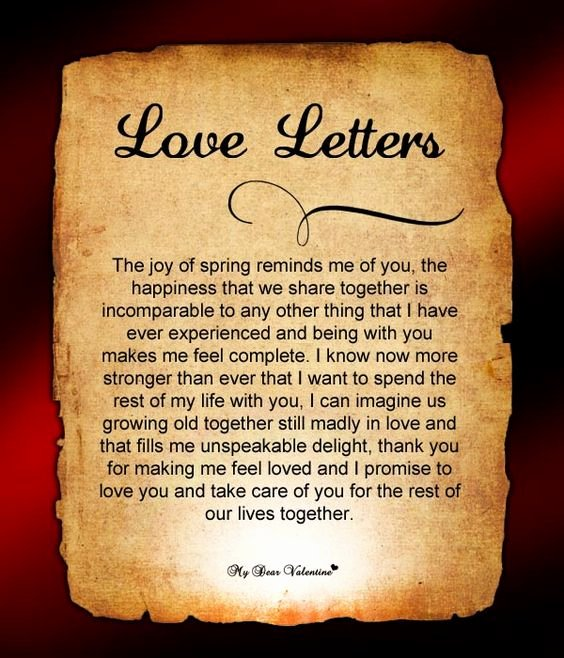 Love Letters to Him Best Of Love Letters for Him 9 Valentines Day Ideas