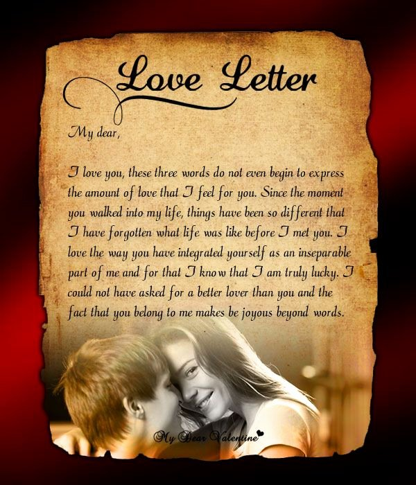 Love Letters to Him Best Of Send This Love Letter to Him to Immerse Yourself In that