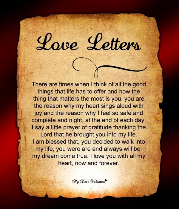 Love Letters to Him Luxury Love Letters for Him 16 Love Letters for Him