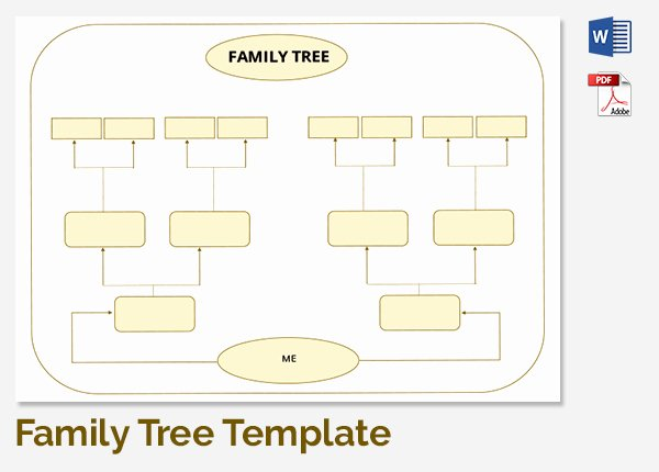 Make Your Own Family Tree Best Of Make Your Own Family Tree Printable Family Tree Template 1