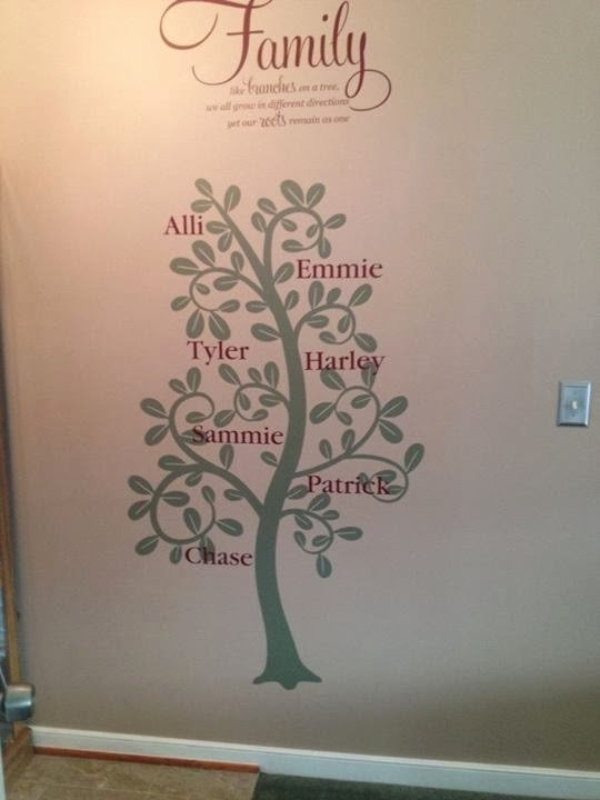 Make Your Own Family Tree Luxury Wendy S Uppercase Living Create Your Own Family Tree