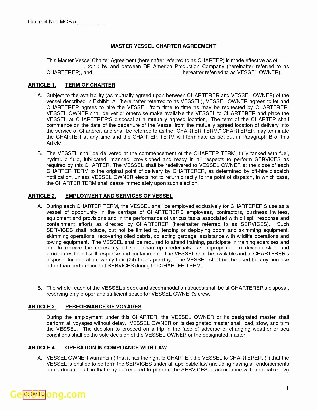 Master Service Agreement Template Inspirational Master Service Agreement Template Consulting original