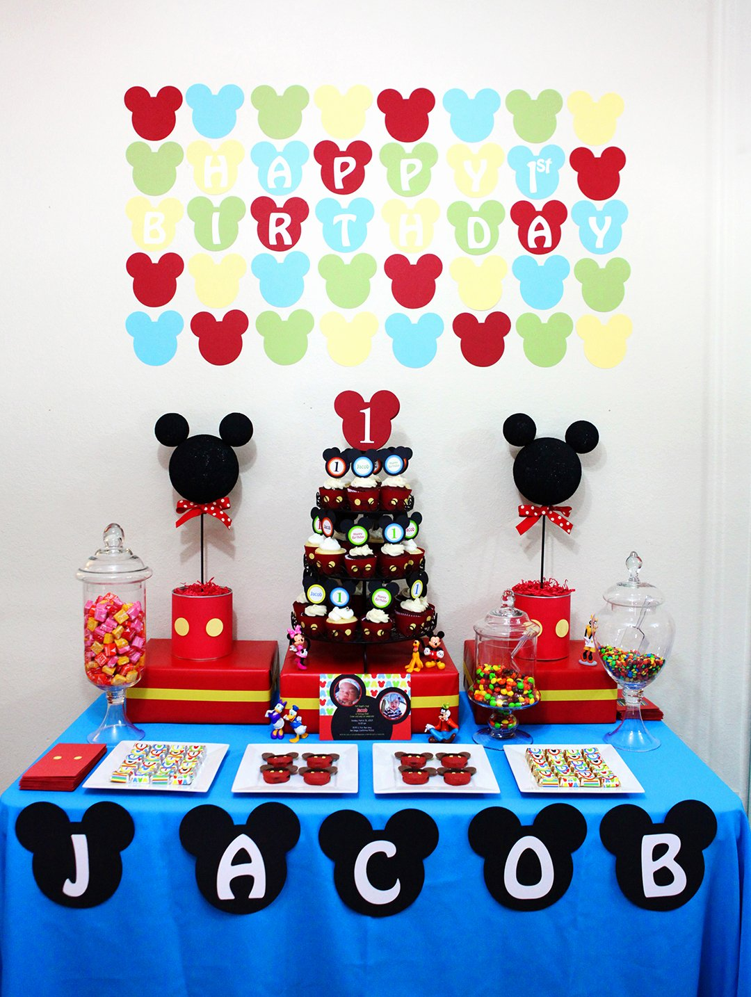 Mickey Mouse Birthday Invites Best Of Invitation Parlour Mickey Mouse Birthday Party