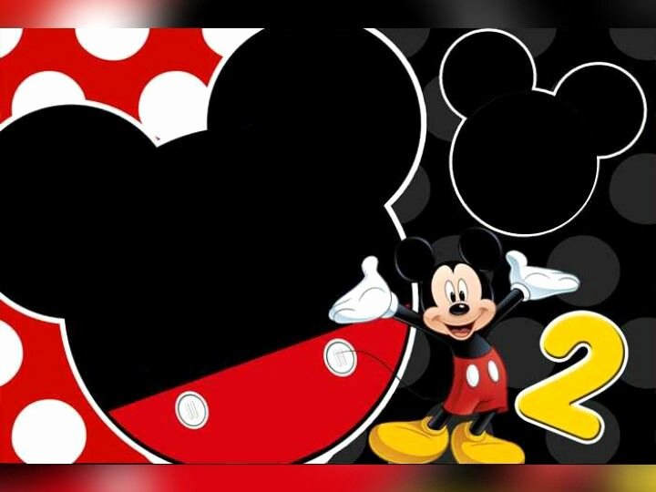Mickey Mouse Birthday Invites New 25 Incredible Mickey Mouse Birthday Invitations