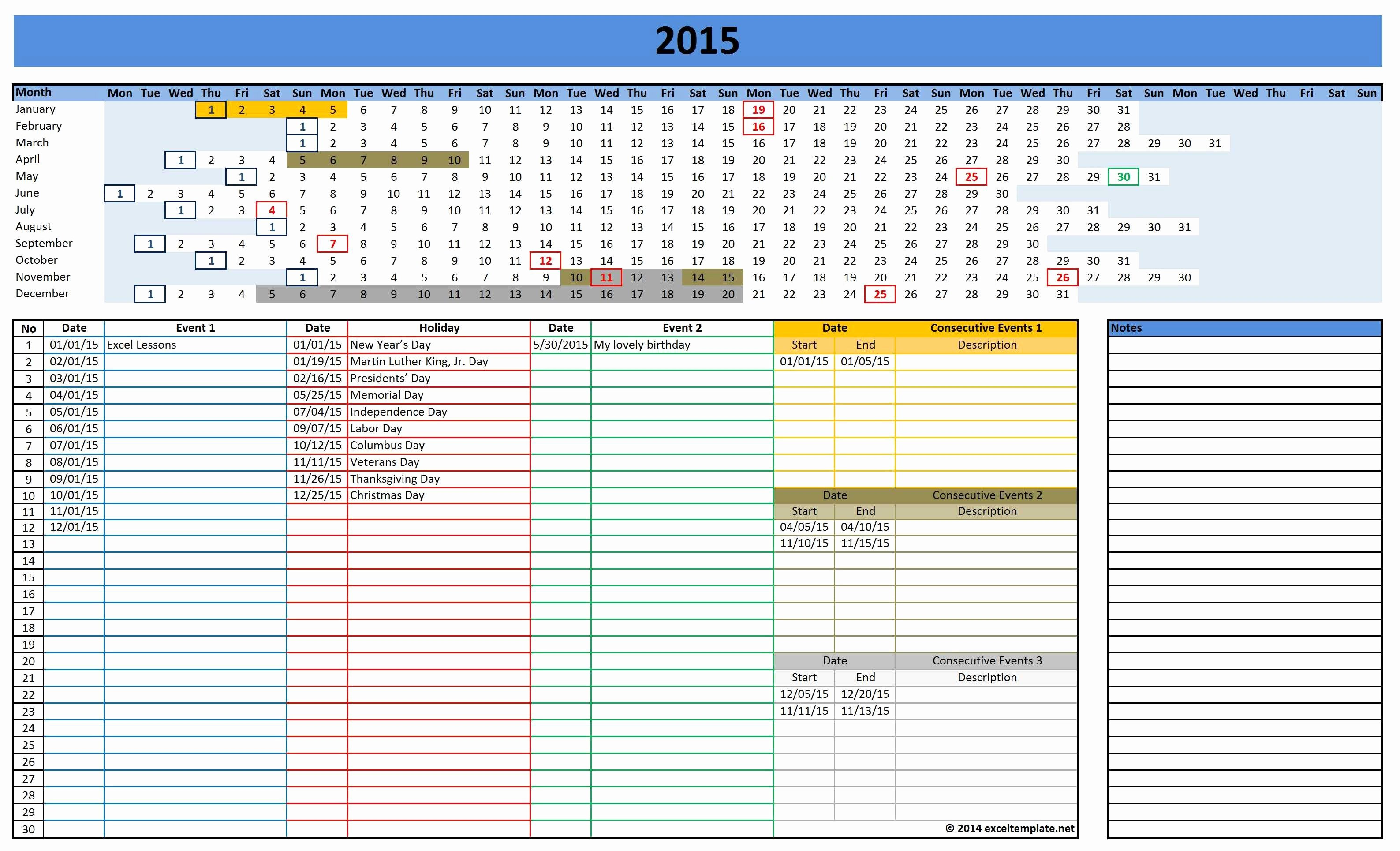 Microsoft Office Calendar Templates 2019 Awesome 2016 Calendars