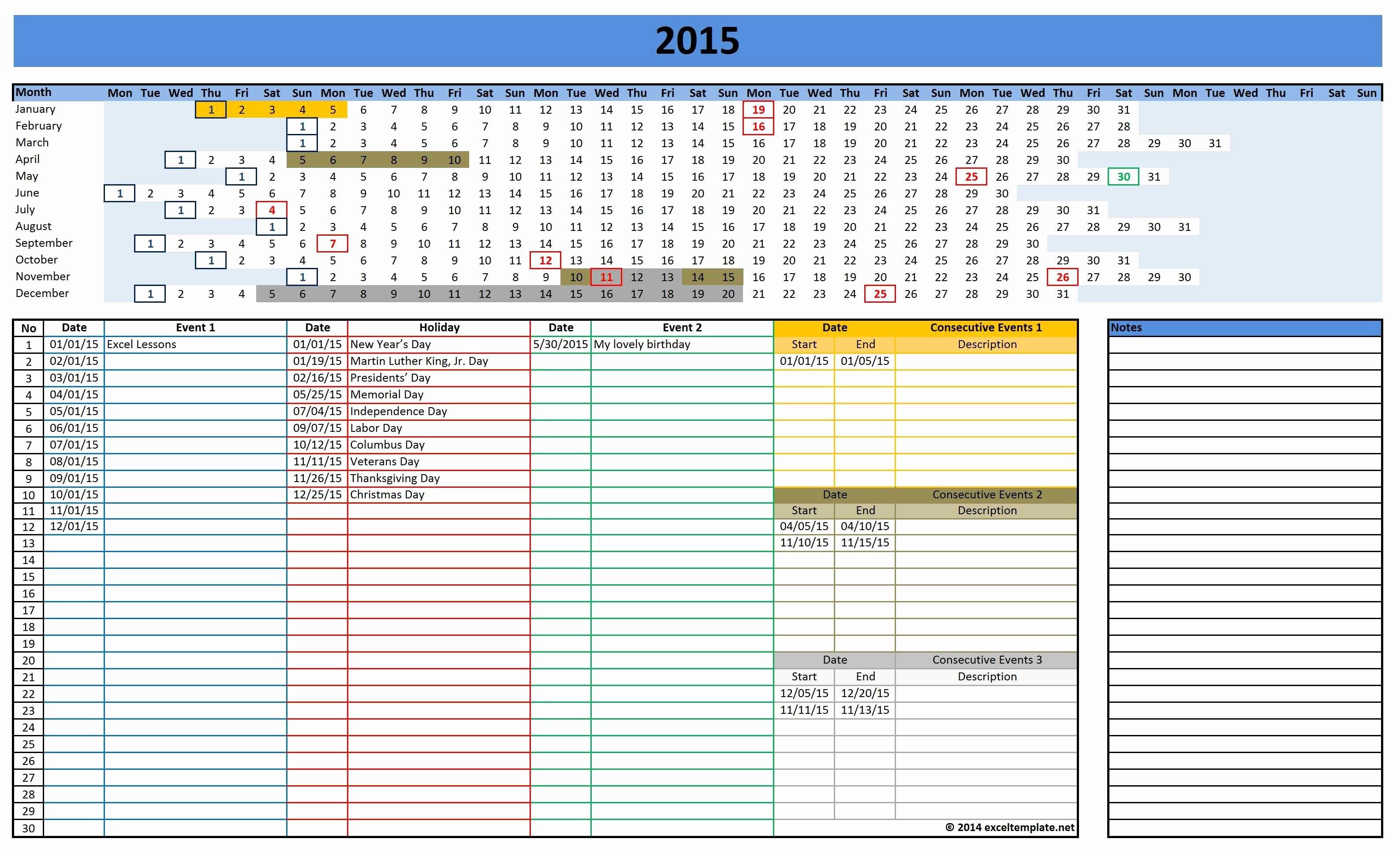 Microsoft Office Calendar Templates 2019 Awesome 2016 Calendars