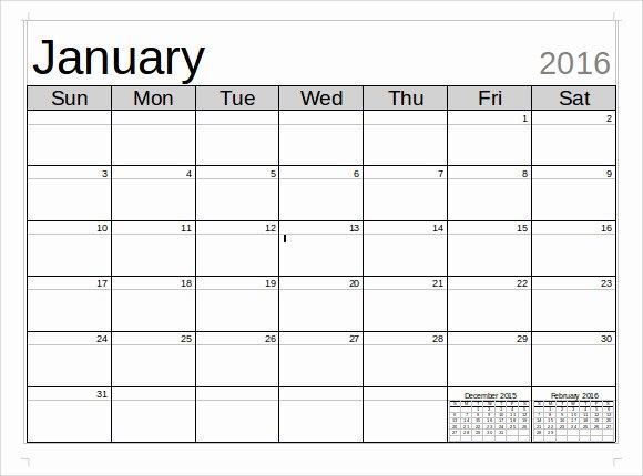 Microsoft Office Calendar Templates 2019 Beautiful Microsoft Calendar Template 8 Download Free Documents In