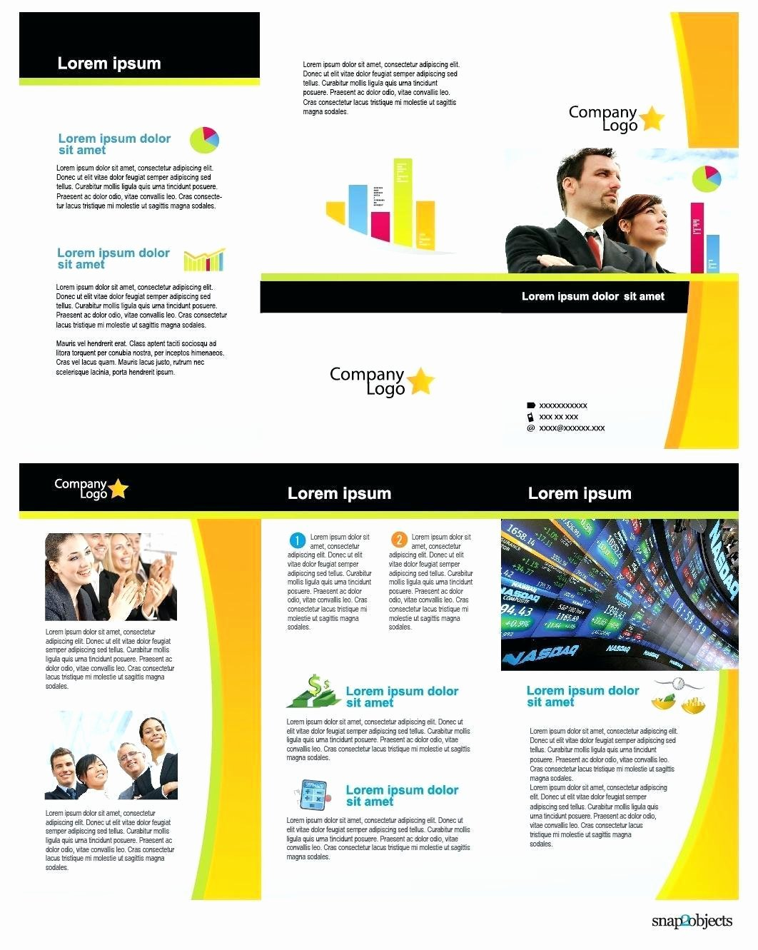 Microsoft Word Flyer Template Beautiful Free Business Flyer Templates for Microsoft Word – 40