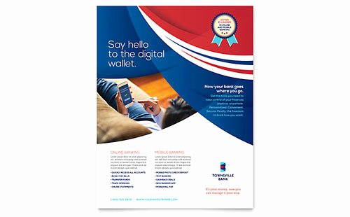 Microsoft Word Flyer Template Fresh Flyer Templates Word & Publisher Microsoft Fice