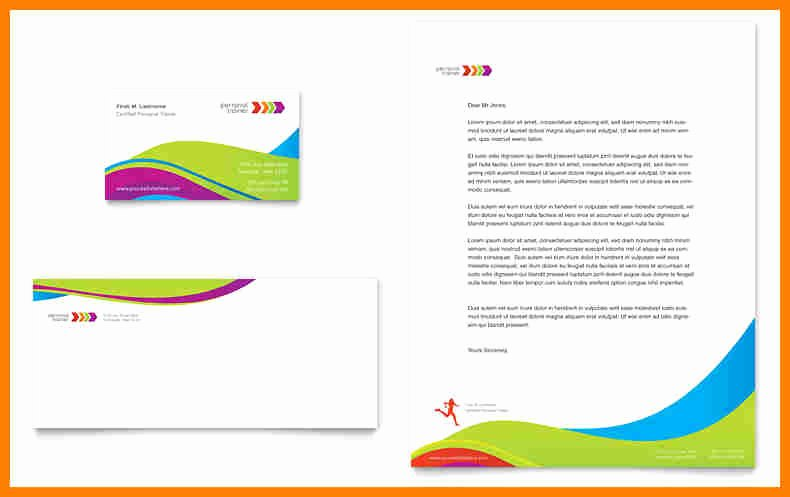 Microsoft Word Letterhead Template Fresh 10 Letterhead Templates Word 2010