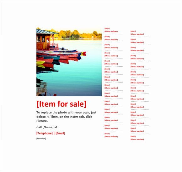 Microsoft Word Template Downloads Inspirational 12 Microsoft Flyer Templates Download Free Documents In