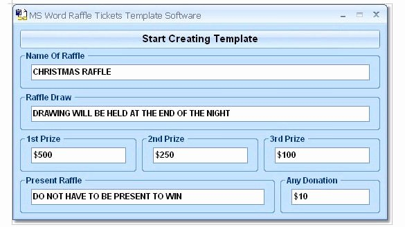 Microsoft Word Ticket Template Lovely 33 How to Create Tickets In Microsoft Word