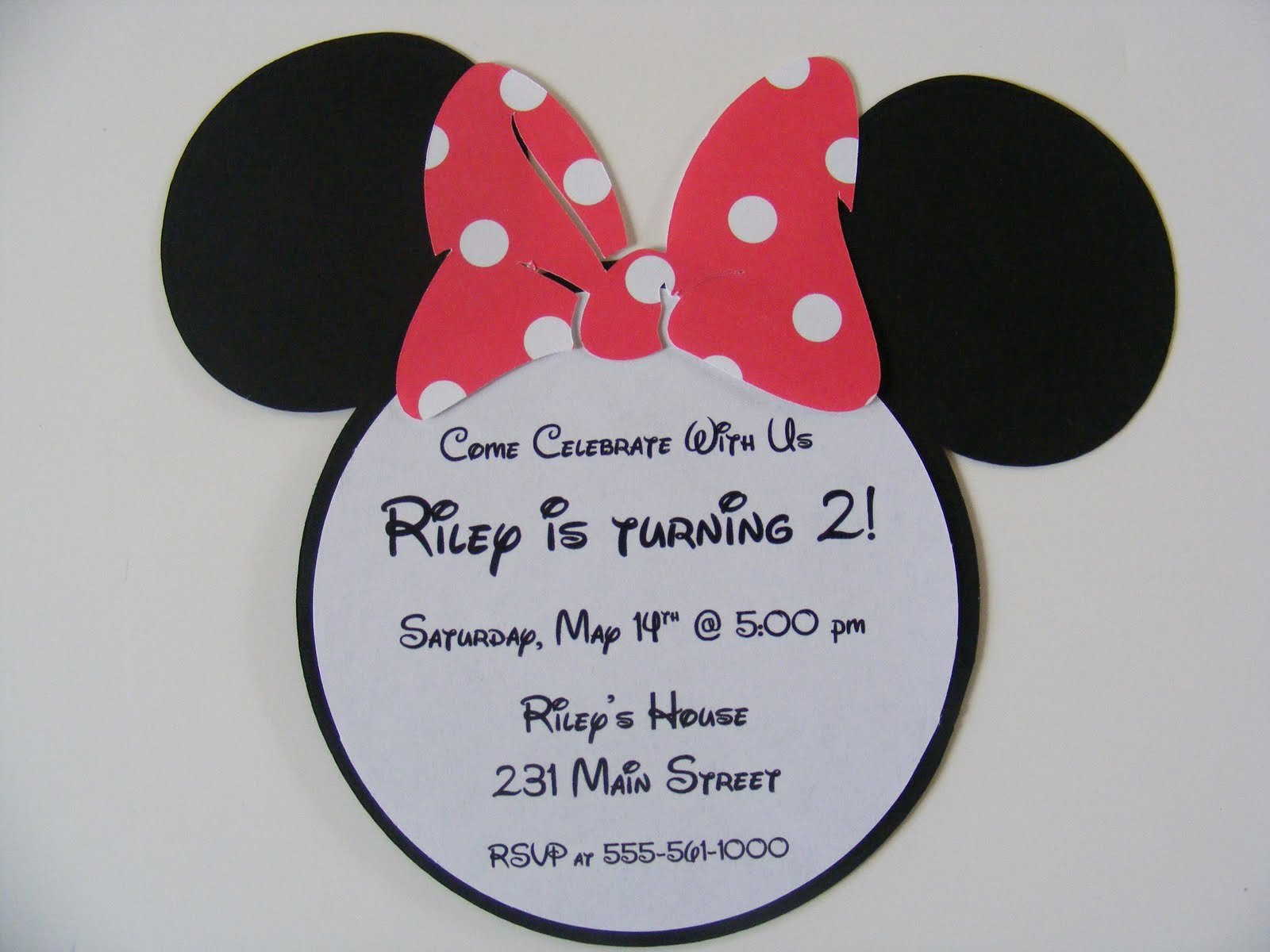 Minnie Mouse Birthday Invitations Elegant Minnie Mouse Birthday Quotes Quotesgram