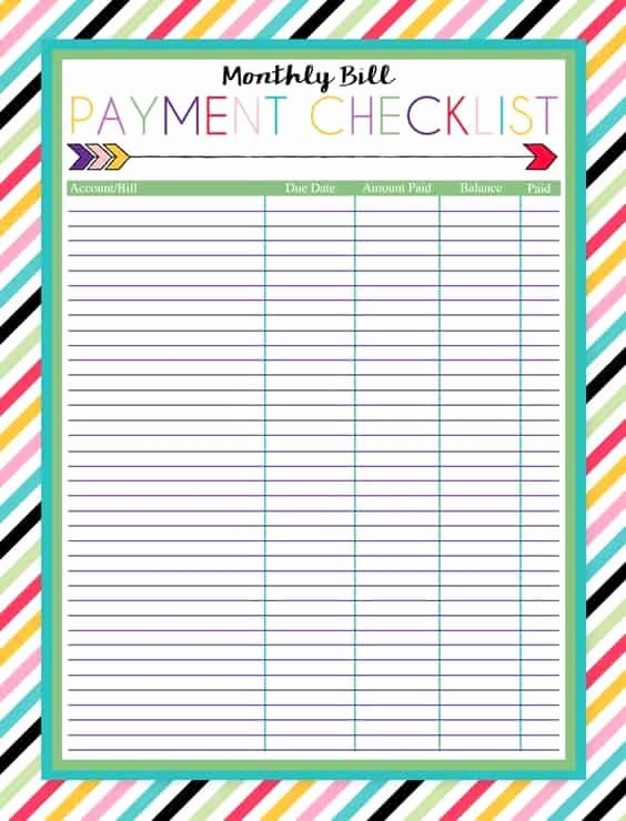 Monthly Budget Planner Template Best Of 17 Brilliant and Free Monthly Bud Template Printable