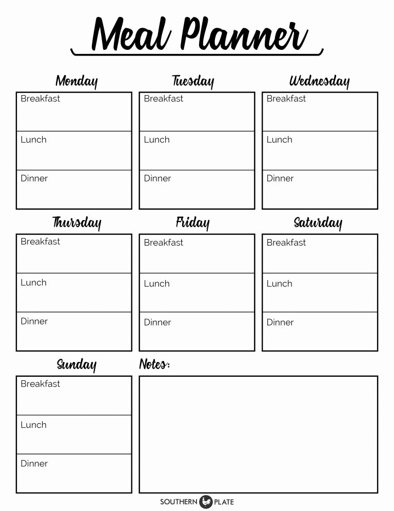 Monthly Meal Planner Template Awesome Pin by Nita Menezes On Menu Planner