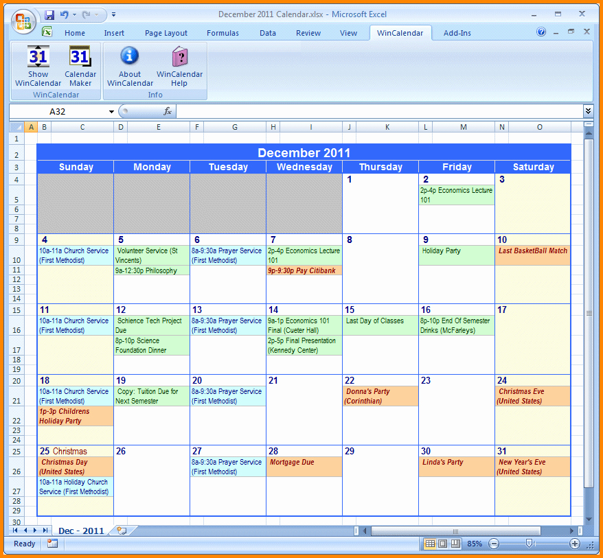 Monthly Schedule Template Excel Beautiful Weekly Calendar Excel Driverlayer Search Engine