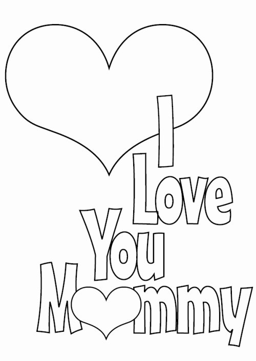 Mothers Day Card Template Fresh 24 Printable Mother S Day Cards
