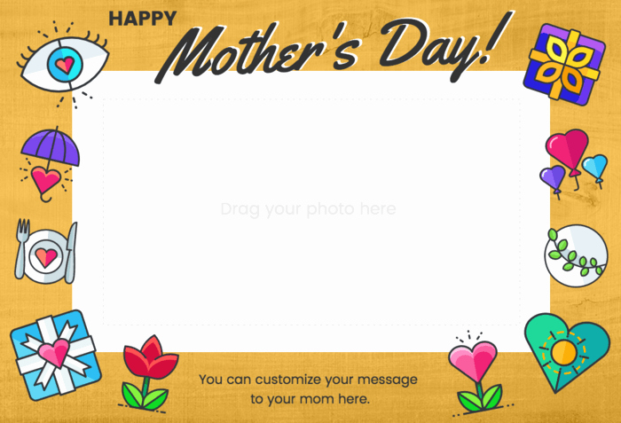Mothers Day Card Template Luxury 20 Creative Mother S Day Card Templates [plus Design Tips