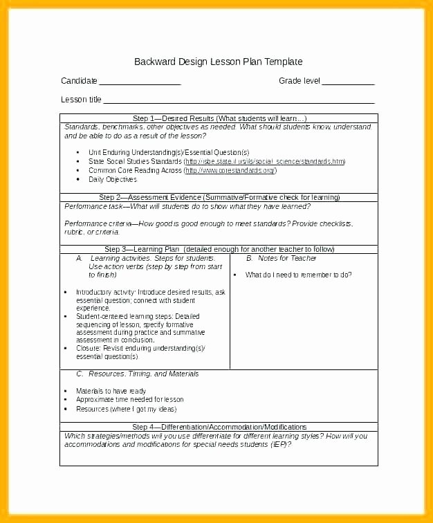 Music Lesson Plan Template Awesome General Music Lesson Plan Template – for the First 10