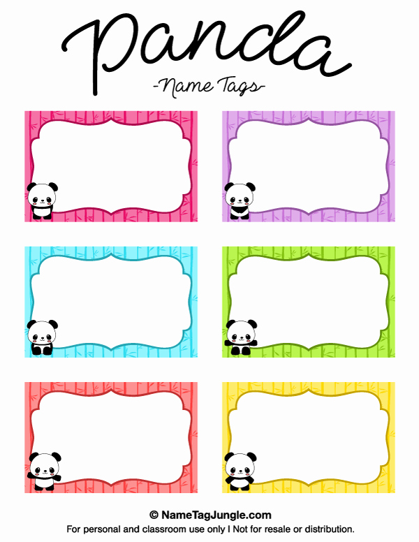 Name Tag Template Free Best Of Pin by Muse Printables On Name Tags at Nametagjungle