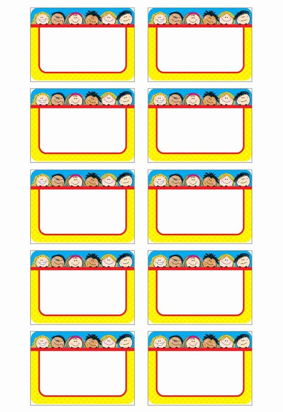 Name Tag Template Free Printable Fresh 17 Best Images About Free Name Tag Template On Pinterest