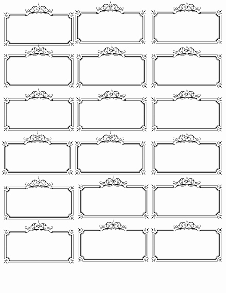 Name Tag Template Free Printable Unique Name Tag Template Invites Illustrations