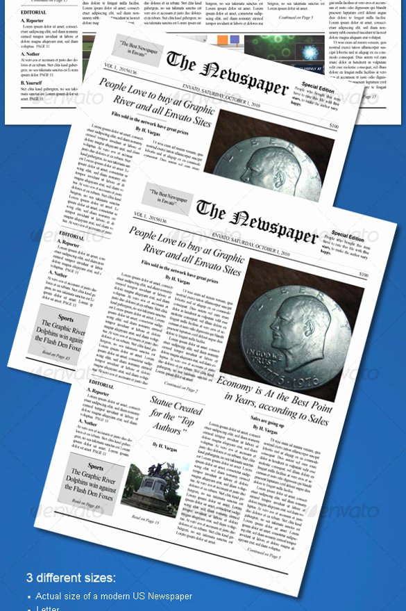 Newspaper Front Page Template Beautiful 20 Old Newspaper Templates Psd Jpg