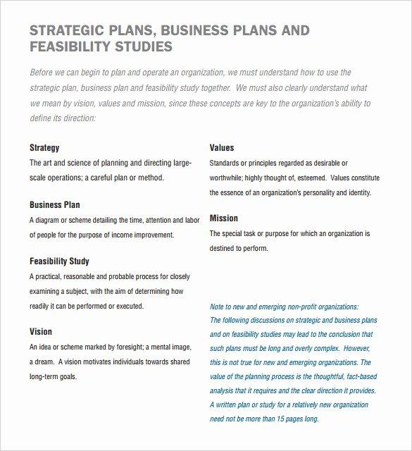 Non Profit Business Plan Fresh 22 Non Profit Business Plan Templates Pdf Doc