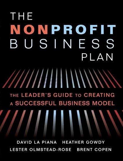 Non Profit Business Plan Unique Page to Practice the Nonprofit Business Plan