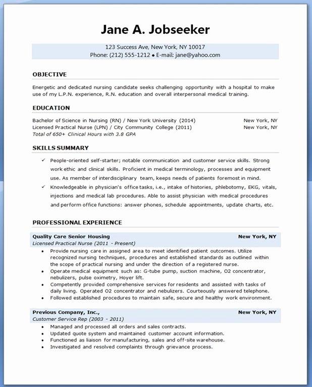 Nursing Student Resume Template Lovely Sample Resume for Nursing Student School Dayz