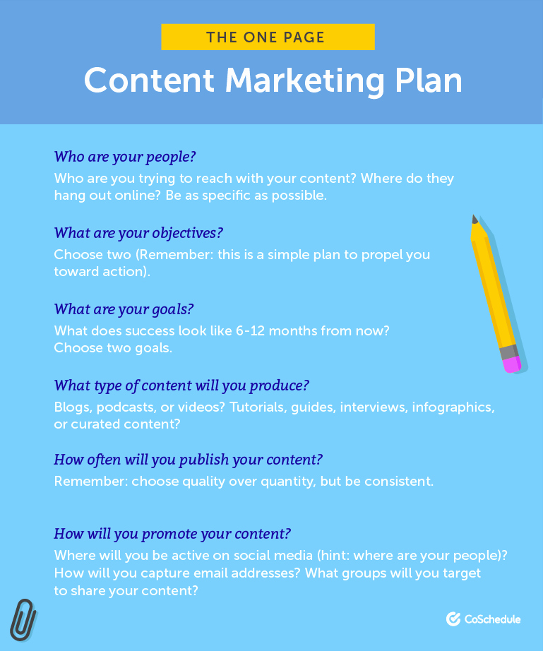 One Page Marketing Plan New 30 Marketing Plan Samples and 7 Templates to Build Your