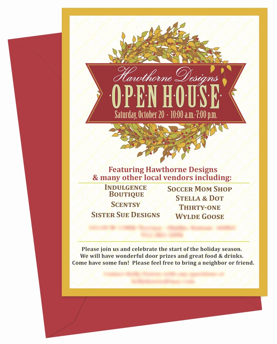 Open House Invitation Templates Beautiful Open House Invitations Templates