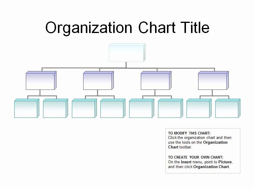 Organizational Chart Template Free Elegant organizational Chart Template Excel