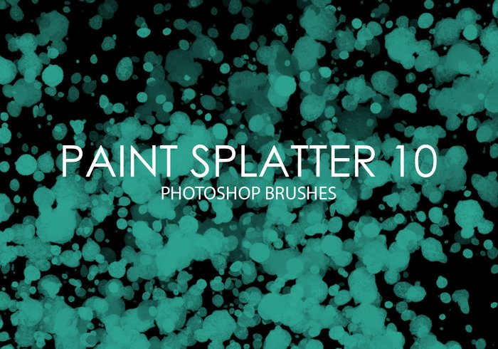 Paint Splatter Brush Photoshop Best Of Free Paint Splatter Shop Brushes 10 Free Shop