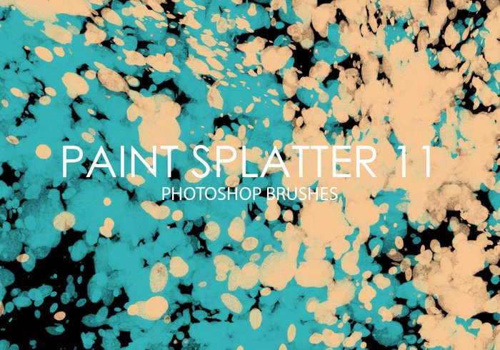 Paint Splatter Brush Photoshop Fresh Free Paint Splatter Shop Brushes 11 Free Shop