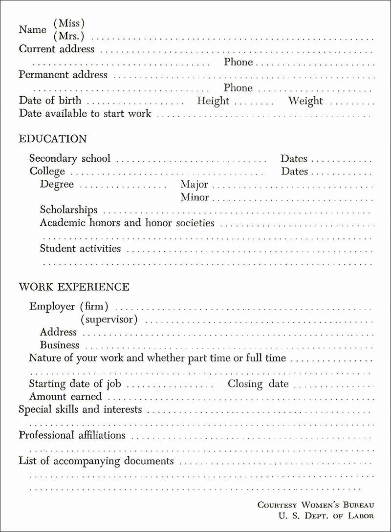 Part Time Job Resume Awesome How to Apply for A Part Time Job