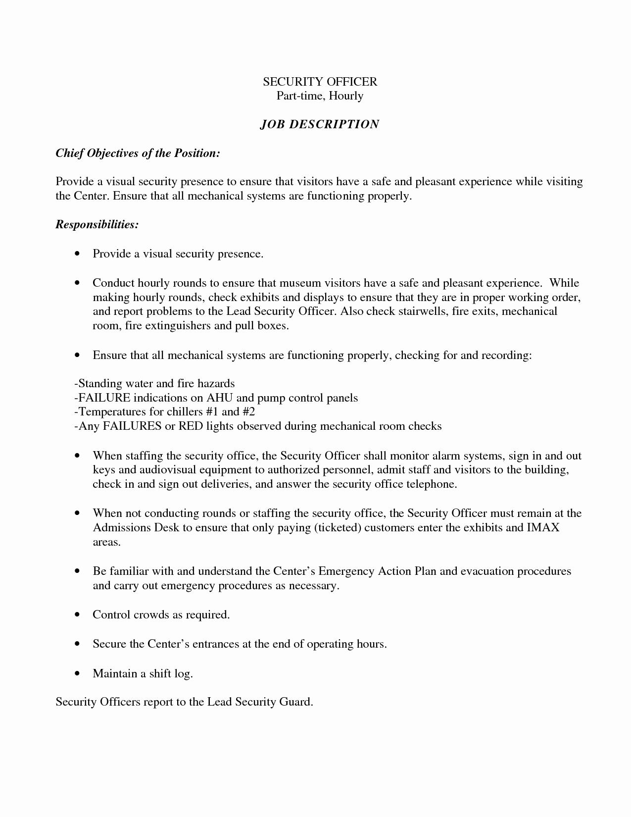 Part Time Job Resume Fresh Cover Letter Part Time Job Sample People are Generally