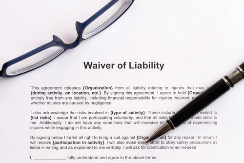 Personal Injury Waiver form Inspirational What Happens if You Sign A Liability Waiver Salter Ferguson