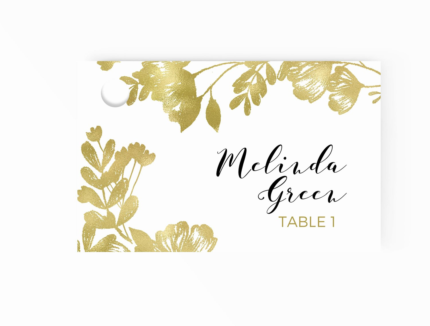 Place Card Template Word Unique Place Card Template Escort Word Tent Card and Flat Card