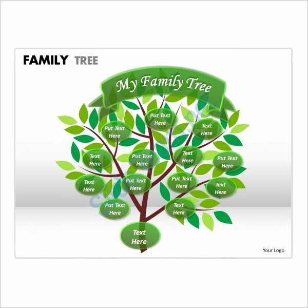 Powerpoint Family Tree Template Beautiful 9 Powerpoint Family Tree Template Ppt