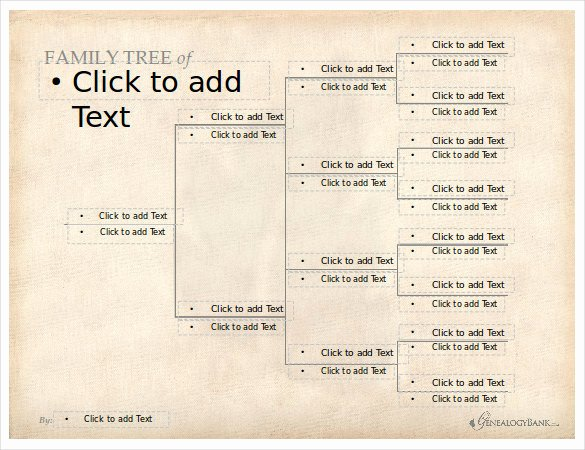 Powerpoint Family Tree Template Lovely 8 Powerpoint Family Tree Templates Pdf Doc Ppt Xls