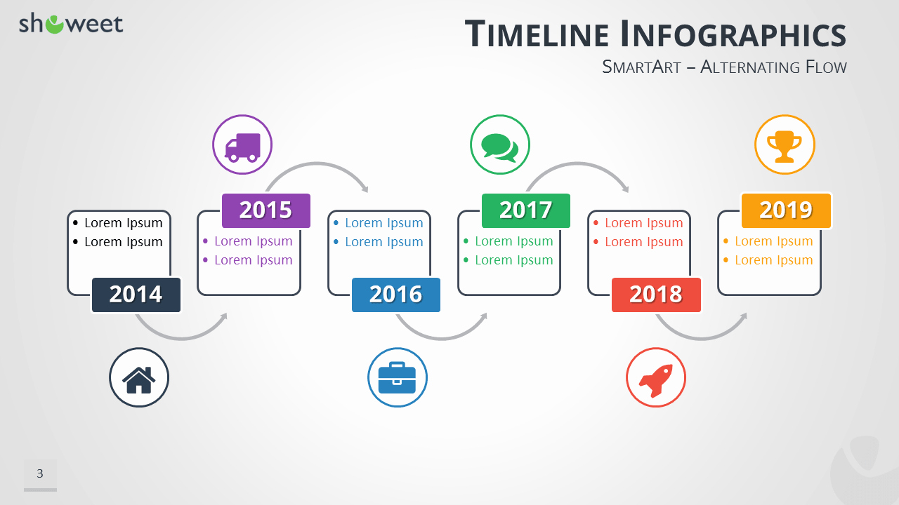 Powerpoint Timeline Template Free Fresh Timeline Infographics Templates for Powerpoint