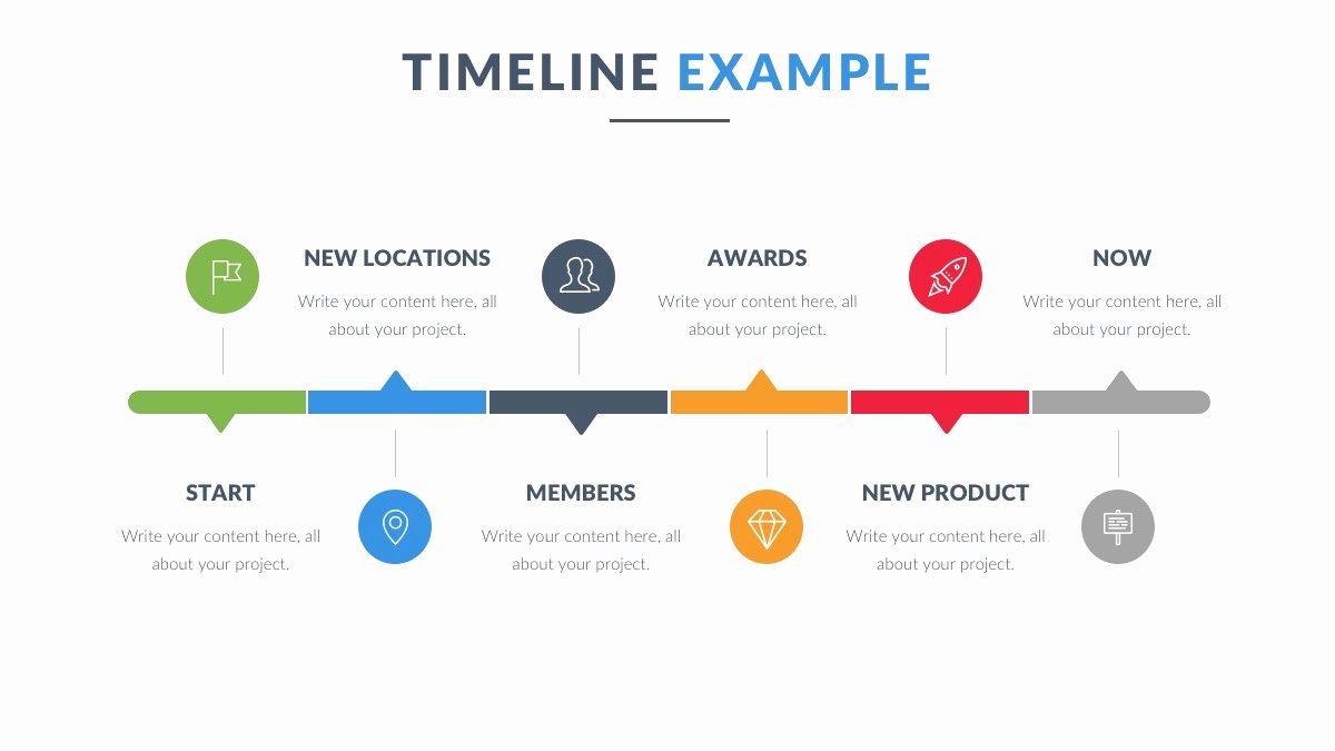 Powerpoint Timeline Template Free New Powerpoint Timeline Template
