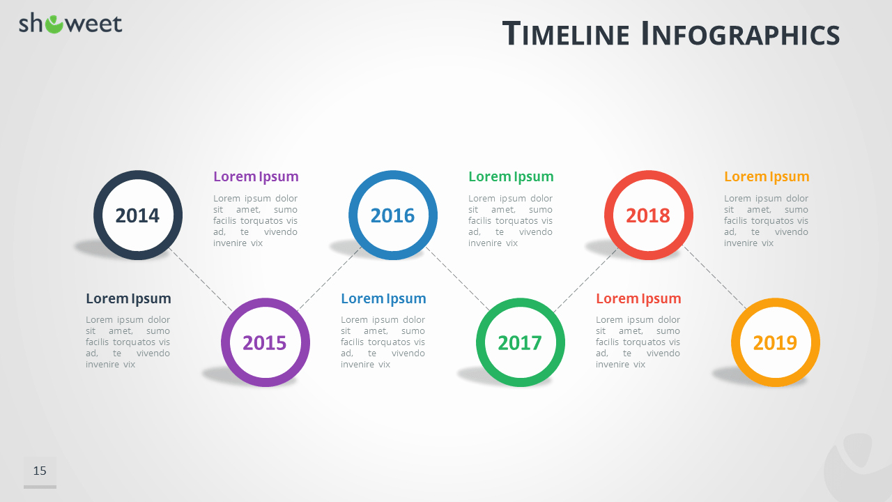 Powerpoint Timeline Template Free New Timeline Infographics Templates for Powerpoint