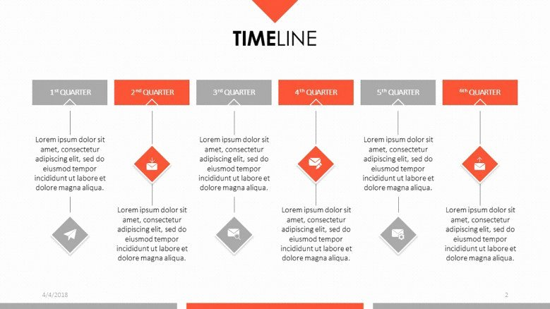 Powerpoint Timeline Template Free New Timeline Presentation Templates